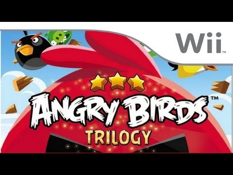 Angry Birds Trilogy Wii
