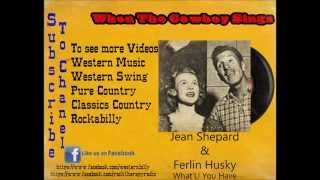 Jean Shepard & Ferlin Husky - What'll You Have