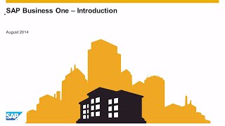 SAP Business One – Introduction