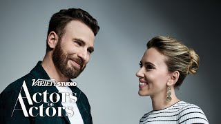 Chris Evans & Scarlett Johansson - Actors on Actors - Full Conversation
