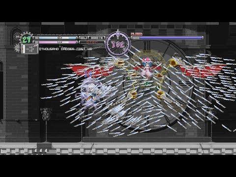 Touhou Luna Nights – Sakuya Unleashed