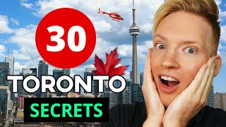 30 Secrets & Things to do in Toronto | Toronto Travel Guide