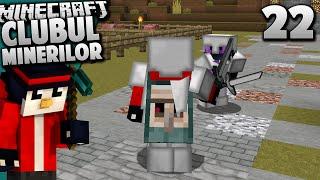 Clubul Minerilor - Minecraft SMP - Schimb De FARSE! [Ep.22]