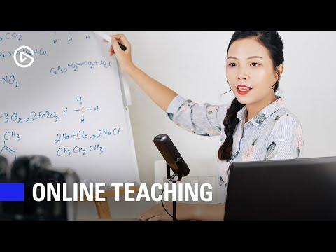 Teach Online Classes using Elgato