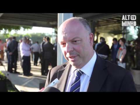 A Ministra da Agricultura e do Mar, Assunção Cristas esteve presente na abertura da IX Edição da ...