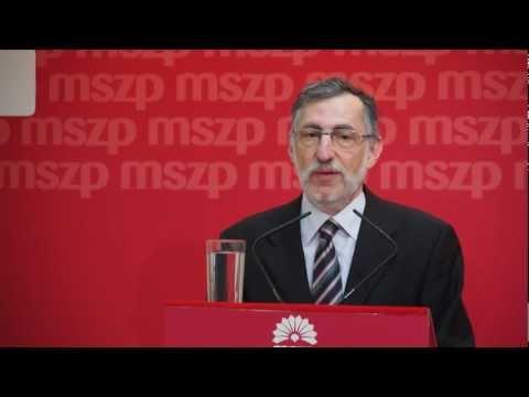Romló gazdasági mutatókra figyelmeztet az MSZP