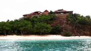 Richard Branson - Residence