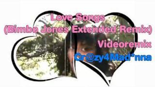 Anjulie - Love Songs (Bimbo Jones Extended Remix)