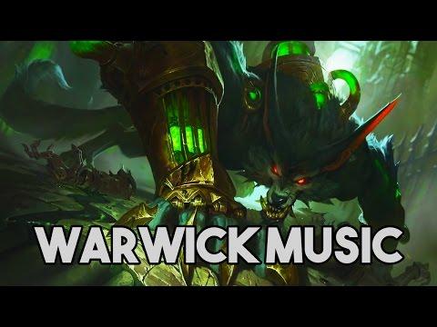 LoL Warwick Login Screen & Music - League of Legends