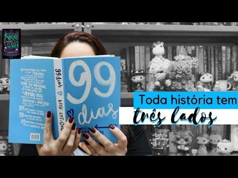 99 Dias - Editora Rocco - Resenhando com a Sissi | Dicas da Sissi