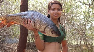 Full Fish Fry Recipe | Simple And Delicious Fried Fish Recipe || Food On Road