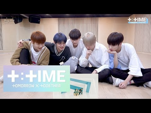[T:TIME] 'Cat & Dog' MV Reaction - TXT (투모로우바이투게더)