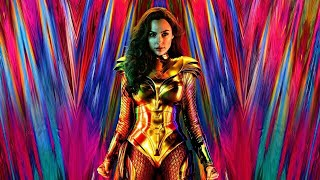 Soundtrack (Trailer) | Blue Monday (Sebastian Böhm Remix) | Wonder Woman (2020)