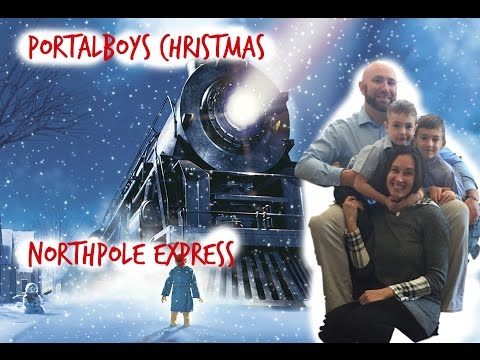 PORTAL BOYS CHRISTMAS PART 1-POLAR EXPRESS/CHRISTMAS CONCERT (видео)