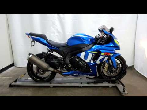 2015 Suzuki GSX-R1000 in Eden Prairie, Minnesota - Video 1