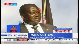 Wanasiasa wa Jubilee wamsuta Raila