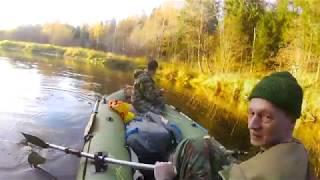 Река осуга тверская область рыбалка