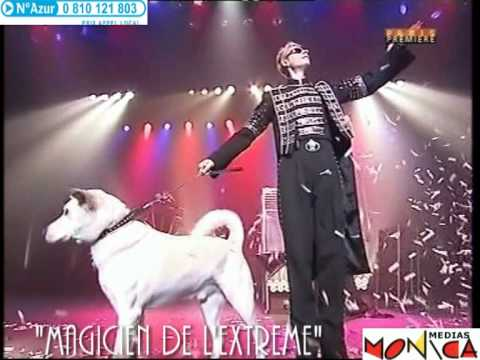 SPECTACLE MAGIE EXTREME