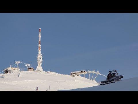 Der große Schnee - Jahrhundertschnee in Kitzbühel?