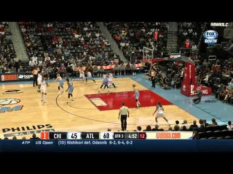 WNBA Playoffs | 26.08.2014 | Atlanta Dream - Chicago Sky (FULL GAME)