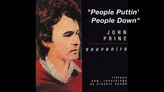 "Video thumbnail of ""John Prine - ""People Puttin' People Down"""""