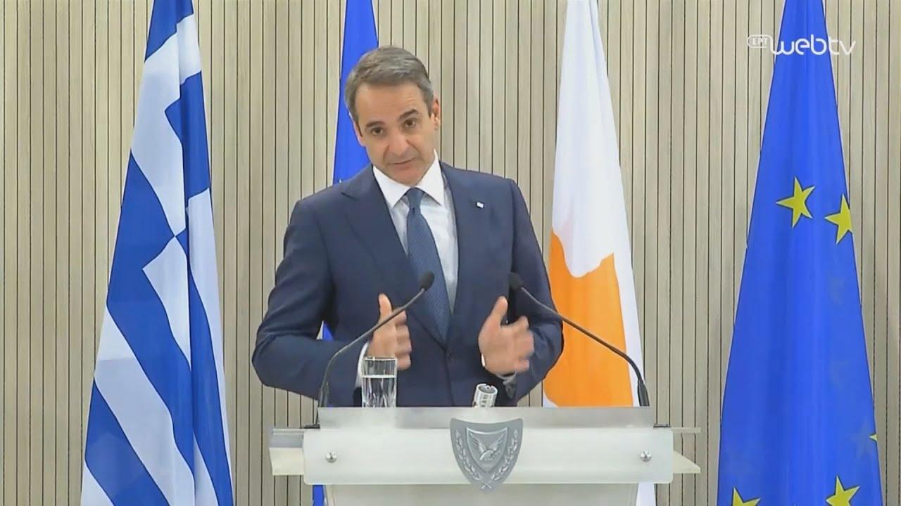 Κορυφαία προτεραιότητα της ελληνικής εξωτερικής πολιτικής η εξεύρεση βιώσιμης λύσης στο Κυπριακό