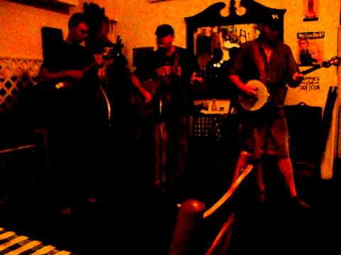 THE PINE THICKETMEN Shady Grove @ Marion Cafe