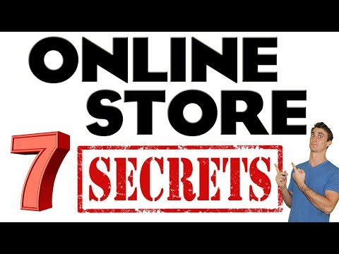 7 Secrets to Starting a Successful Online Store