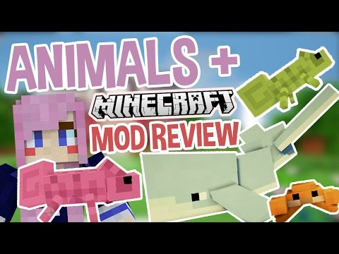 Animals + | Extra Mobs! Minecraft Mod