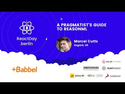 A Pragmatists's Guide to ReasonML