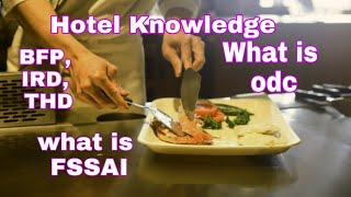 What Is Full Form Of Chef | BFP | HOTEL | ODC | IRD | MORE MUCH ABOUT HOTEL & RESTAURANT KNOWLEDGE