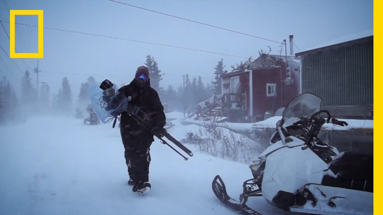 An Alaskan Storm - Behind the Scenes | Life Below Zero thumbnail