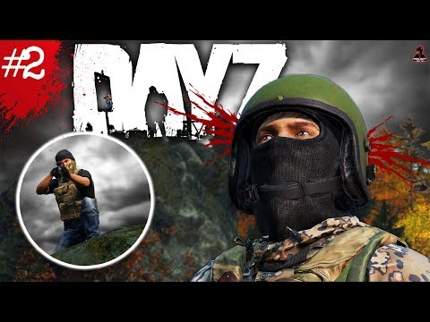 Perfectly Timed Shots | DayZ Survival | Ep. 2