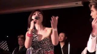 Lam Chan Huy and Nguyen Hong Nhung