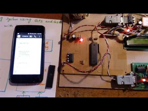 Vehicle Tracking System Using GPS And GSM Mp3