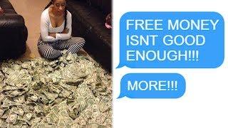 "r/Choosingbeggars ""FREE MONEY ISN'T GOOD ENOUGH!"" Funny Reddit Posts"