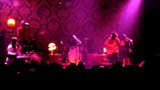 Angus and Julia Stone - Hush @ Melkweg 15-12-2010 - HD