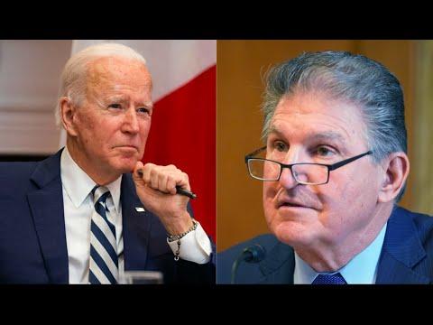 Biden TAKES ON Manchin To His Face