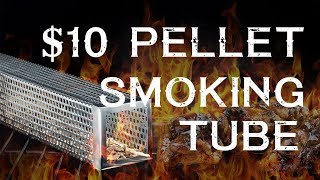 Does it Suck? $10 Pellet Smoking Tube Review