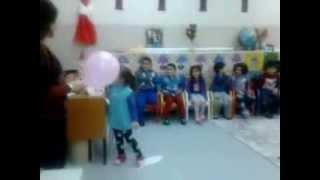 İbrahim Baltacı Ortaokulu Anasınıfı 2013-2014 BALON ROKET