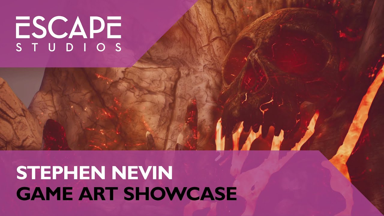 Escapee Showreels - Stephen Nevin