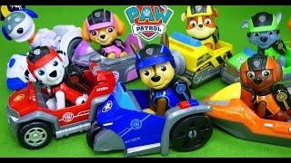 Щенячий Патруль все серии подряд мультики для детей Игрушки Mission PAW Мультфильмы Paw Patrol Toys