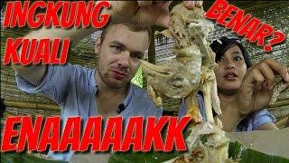 BuleKulineran| Makan Ayam Inkung Kuali Jogja| VFLOG #40