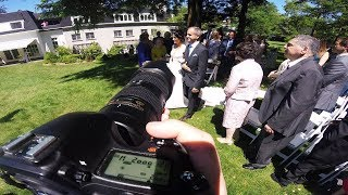 Harsh Direct Sunlight & How To Deal With It - Wedding Photography (Day 9 Of 30)