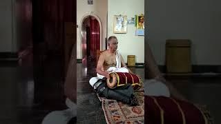 Vadapathimagalam Sri. M. Venkatramani Bhagavathar - Mridangist