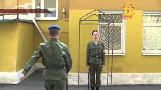 Наши в кремлевском полку