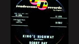 BOBBY DAY  - KING'S HIGHWAY