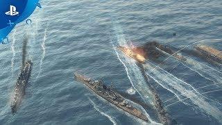 Sudden Strike 4 - Pacific War DLC Trailer   PS4