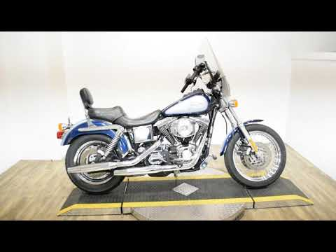 2000 Harley-Davidson Dyna Convertible in Wauconda, Illinois - Video 1