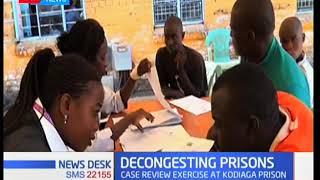 Petty offenders to be released in bid to decongest Kenya prisons